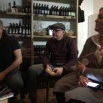 Die KrimexpertInnen: Anja Goertz, Axel Stiehler, Wolfgang Franßen