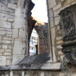 Ruine der St. Nikolai Kapelle in Hannover