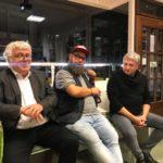 Die Krimiexperten: Carsten Germis,Stefan Möller, Wolgang Franßen