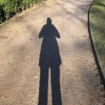 Spaziergangsschatten
