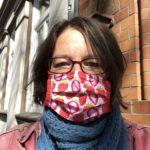 Mein erster Mund-Nasen-Schutz