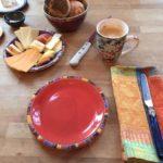 Erstmal Frühstück und dann …