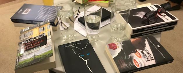 Lesen bis zum Schuss. Fotos von der Ladies Crime Night in Rendsburg