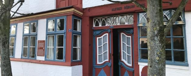 Schreibklausur: eine Woche mit mörderischen Schwestern im Alfred-Döblin-Haus in Wewelsfleth