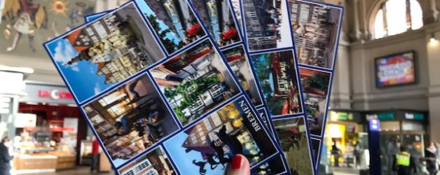 150 Jahre Ansichtskarten oder vom Postkarten schreiben