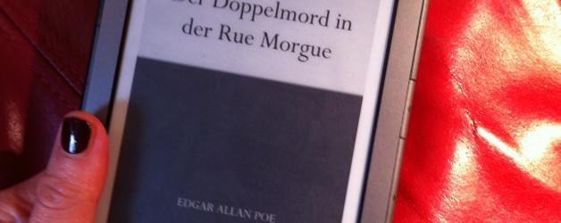 Blogparade: Mein erstes E-Book (#1stebook) – und an was ich mich erinnere