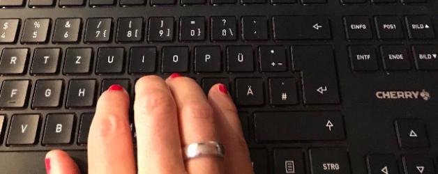 Schreibtagebuch (8) oder einen schönen Schreibrhythmus leben