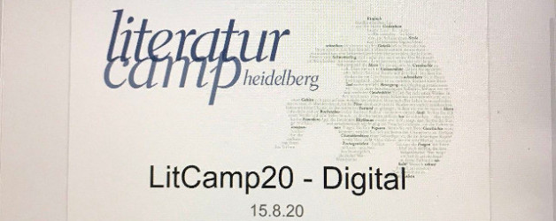 LitCamp20 oder gesunder Schreiballtag, Audiowalks, Cultural Appropriation & Sensitivity Reading und offene Fragerunde