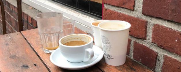 Stundenlang Kaffee trinken oder den Traumvogel der Langeweile treffen