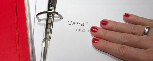 Schreibdonnerstag oder die Steuererklärung taucht in den Morgenseiten auf