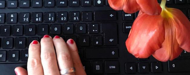 Schreibfreitag oder schreiben, schöne Ergebnisse, Serie gucken und Schreibfrauen treffen